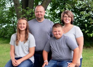 Nathan Walsh Family